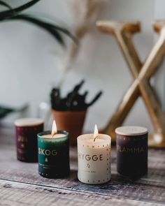The JUL (Christmas) Candle Set by Skandinavisk features 4 mini scented candles that will bring the Scandinavian Christmas to your home. Roaring fires, pine needles in your socks, and the joyous buzz of shared moments. Mini Candles, Fall Candles, Christmas Candles, Scented Candles, Pillar Candles, Scandinavian Candles, Scandinavian Christmas, Candle Set, Candle Jars