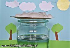 10 experimenty s vodou, ktoré môžete urobiť doma Diy And Crafts, Crafts For Kids, Interior Design Living Room, Science, Good Things, Children, Fun, Decor, Education