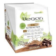 Naturade Products, Inc. Vgn Smrt Shake Chocolate (12x1.62oz )