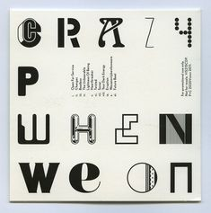 Creative Review - Advance Promo Sleeves of the Month