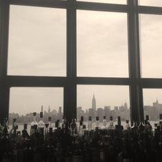 Check out this slideshow Best Bar View of the Manhattan Skyline: The Ides  in this list Where the Views Are Almost Better Than the Drinks
