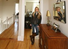 """""""Rehab Addict"""" Nicole Curtis crusades to save old home   HOMEREALESTATE"""