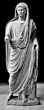 Augusto di Via Labicana,fine I secolo a.C.-inizio I secolo d.C., marmo,Museo Nazionale Romano.