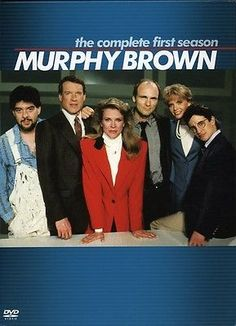Murphy Brown: The Complete First Season [5 Discs] (DVD Used Very Good)