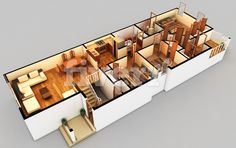 Fiverr freelancer will provide Architecture & Interior Design services and design floor plan rendering of home or real estate within 1 day Interior Design Services, Service Design, Interior Architecture, Floor Plans, Real Estate, Flooring, 3d, How To Plan, Type