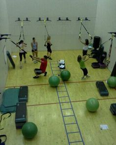 Small Group Fitness Studio at Western Reserve Racquet & Fitness Club.  wrrfc.com