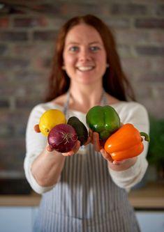 LINDASTUHAUG - det skal vere en opptur med sunn mat! Dining, Fruit, Vegetables, Food, Essen, Vegetable Recipes, Meals, Yemek, Veggies