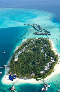 luksushotelli malediiveilla