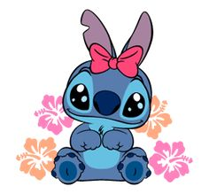 Stitch Stickers by The Walt Disney Company Ltd ( Japan). Stitch (also known as Experiment is a fictional character in the Lilo & Stitch. Lilo Stitch, Lilo And Stitch Quotes, Cute Stitch, Stitch Cartoon, Disney Stitch, Wallpaper Iphone Disney, Cute Disney Wallpaper, Cute Cartoon Wallpapers, Disney Kawaii