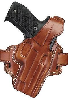 4a50f97c9 Galco Fletch High Ride Belt Holster for Ruger P90