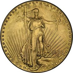 $20 Saint-Gaudens Double Eagle 1907-1933 - One of the most desirable collector coins is the $20 Saint-Gaudens Double Eagle minted from 1907-1933. History and Mintage Numbers of this famous coin.