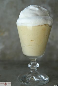 Homemade Vanilla Pudding by Heather Christo, via www.heatherchristo.com