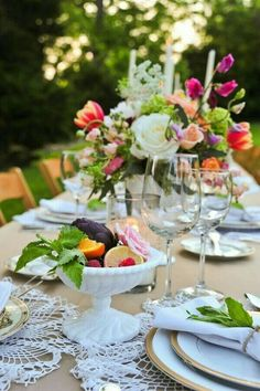 Dear Charlene, Enjoy your garden party on this beautiful day. I hope you have enjoyed your week. xoxo 9.2.17 Allana