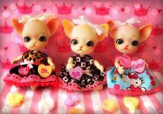 Sweet As Candy, Pang Ju Tiny BJD