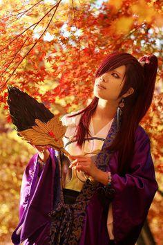 Magi, the Kingdom of Magic ~ Ren Koumei Cosplay ~