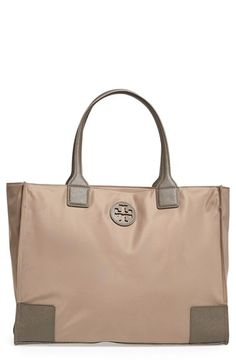 Tory Burch 'Ella' Packable Nylon Tote available at #Nordstrom