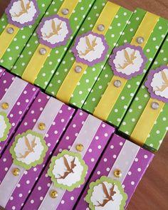 Chocolates forrados TinkerBell  Hecho por Vanessa #Tinkerbellparty #tinkerbell #chocolates #forrados #artesanal #guayana #PuertoOrdaz