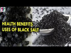 Black salt is a really healthy type of salt that is hardly ever used. Here are some black salt uses and benefits that you deserve to know about. Sources Of Sodium, Health Benefits, Health Tips, Himalayan Salt Benefits, Garlic Uses, Natural Salt, Nutritional Yeast, Healthy Eating Tips, Salts