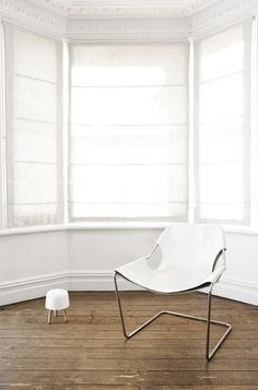 Going to make some blinds like this for the dining room window seat. If I can figure out how...