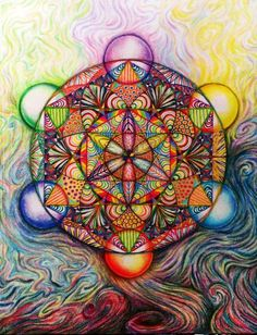 Sacred Geometry Tattoos and Quotes - hippyraver.com