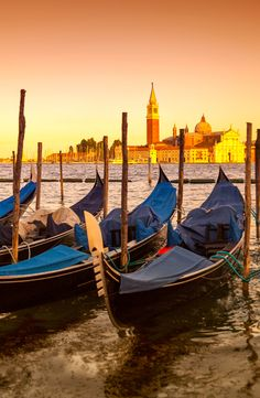 Welcome to Venice...