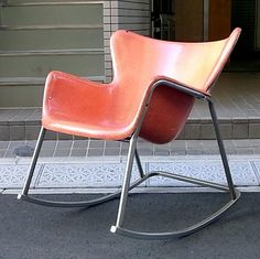Luther Conover Rocking Chair