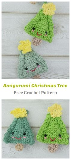 Crochet Amigurumi Christmas Tree - Crochet Kingdom