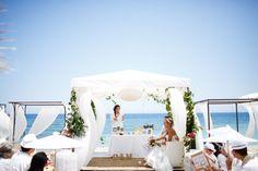 EDISEE La boda con Diana boda en la playa de Jávea www.edisee.com Diana Feldhaus