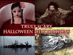 13 Halloween Decorations That Are Truly Terrifying