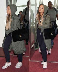 @arianagrande63 I'm still in love with her blonde hair❤