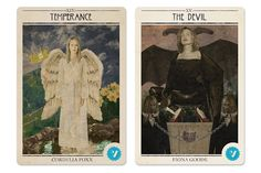 American Horror Story: Coven Tarot Cards #2