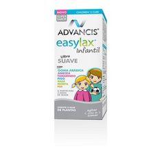Advancis Easylax Infantil é um xarope para crianças e adultos composto por fibras e frutos que regula o transito intestinal e equilibra a flora intestinal.