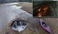 Why is Oregon's 'Lost Lake' disappearing? #DailyMail