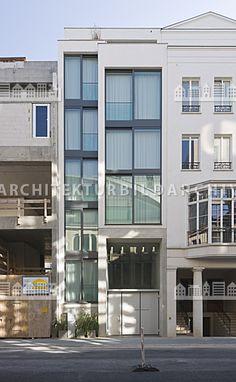 Townhouse O10 Berlin - Architektur-Bildarchiv