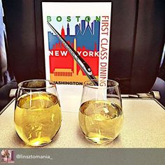 Table for two right this way. #Acela  by amtrak
