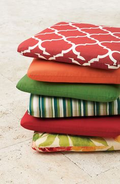 homedecoratorscom pick a color any color outdoor cushions in multiple colors and patterns so you