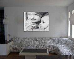 0 Canvas Printing: Best Places to Display your Giclee Canvas Framed Art, Framed Prints, Canvas Prints, Black And White Canvas, Wall Decorations, Photo Canvas, Pet Portraits, Baby Photos, Display