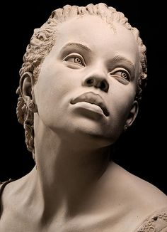 "melchoinsassy: "" keppalinn: "" tobeapeartreeinbloom: "" sixpenceee: ""Tangled Roots, an Earthenware clay sculpture by Philippe Faraut, "" That is just crazy beautiful. Portrait Sculpture, Human Sculpture, Sculpture Clay, Stone Sculptures, Art Afro, Oeuvre D'art, Art History, European History, Black History"