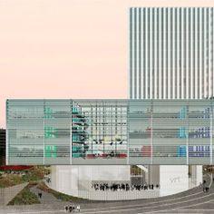 Office KGDVS . KCAP . VRT media building . Brussels (2)