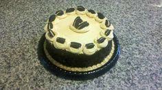 Peanutbutter oreo cake