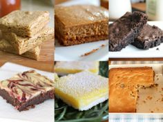 6 Classic Gluten-Free Bars to Make for Christmas