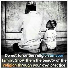 This is one of the hardest tests for newly practicing Muslims ... May Allah make it easier on you ... ameen