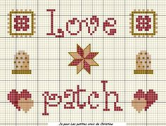 Love patch