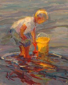 Diane Leonard: American Impressionist