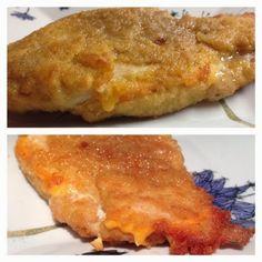 Viviendo los 50:  receta de pollo relleno de queso