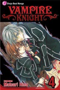 Vampire Knight. Vol. 4 by Matsuri Hino