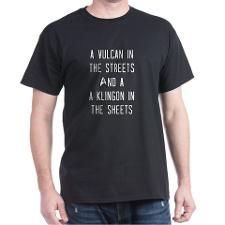 A Vulcan In The Streets T-Shirt for