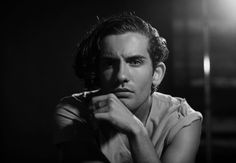 Classic Portrait: Old Hollywood Style Photography - YouTube