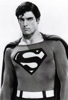 My first hero, christopher reeve as superman Superman Actors, Superman Movies, Superhero Movies, Dc Comics, Action Comics 1, First Superman, Superman Family, Christopher Reeve Superman, Richard Donner