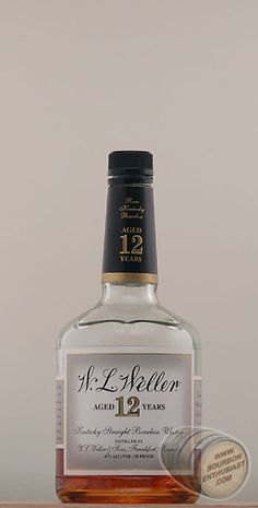 W L Weller 12 yr Kentucky Straight Bourbon Whiskey 90 Proof $20? ////// 96-100 points